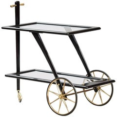 Italian Tea Trolley