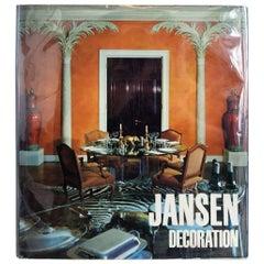 First Edition Jansen Book Decoration