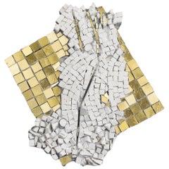 """""""Broken Hearts 6"""" Mosaic by Toyoharu Kii"""