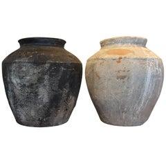 Antique Terricotta Jar