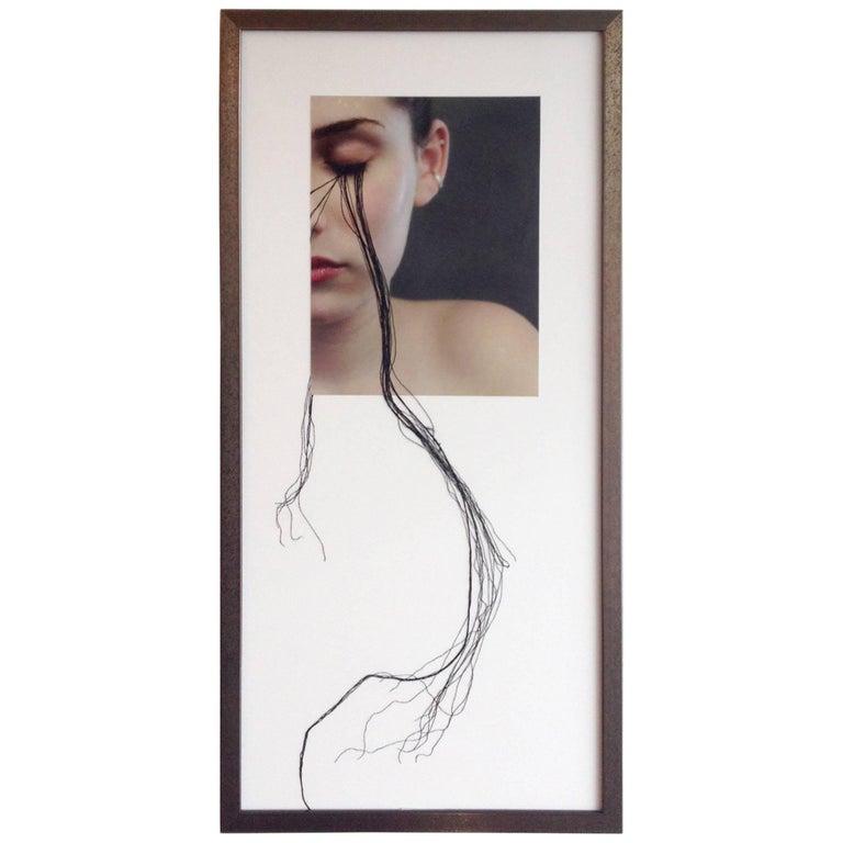 Emily Baratz Original Photography, Monotype Gelatin Print, 2017