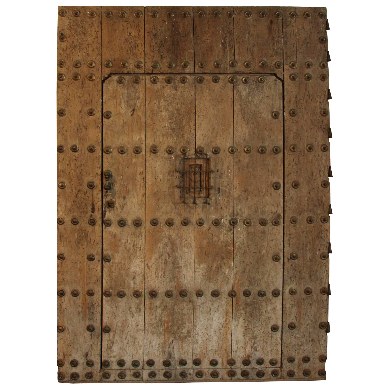 17th Century Spanish Door