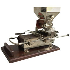 1920 Vintage Automatic Machine for Rolling Tobacco