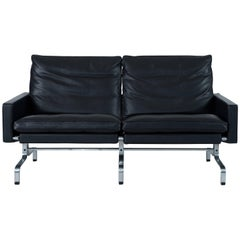 Poul Kjaerholm PK31 Two-Seat Settee by Fritz Hansen