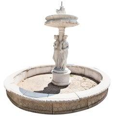 Three Graces Fountain, 21st Century