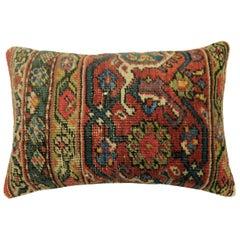 Traditional Persian Mahal Bolster Rug Pillow