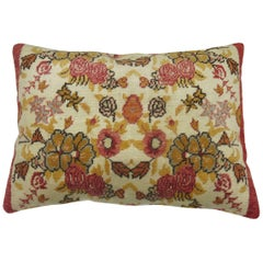Vintage Turkish Floor Pillow