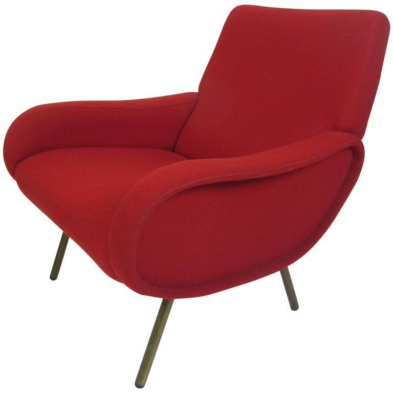 Marco Zanuso for Arflex Petit Lady Chair 1