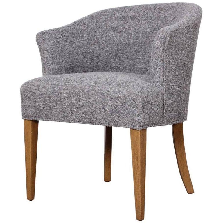 Desk Chair by Edward Wormley for Dunbar 1