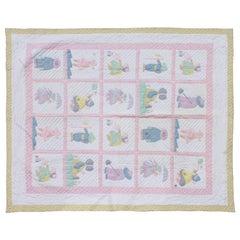 1940s Overall Sam & Sue Applique Quilt