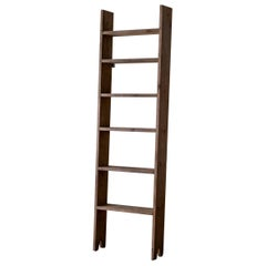 Swedish Bookcase Ladder, 19th Century, Sweden