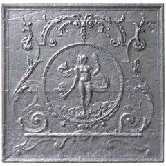 18th-19th Century, French 'Venus' Fireback