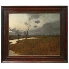 Bela von K. Spanyi Painting