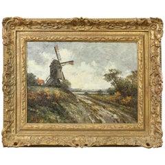 Jules Dupré Painting