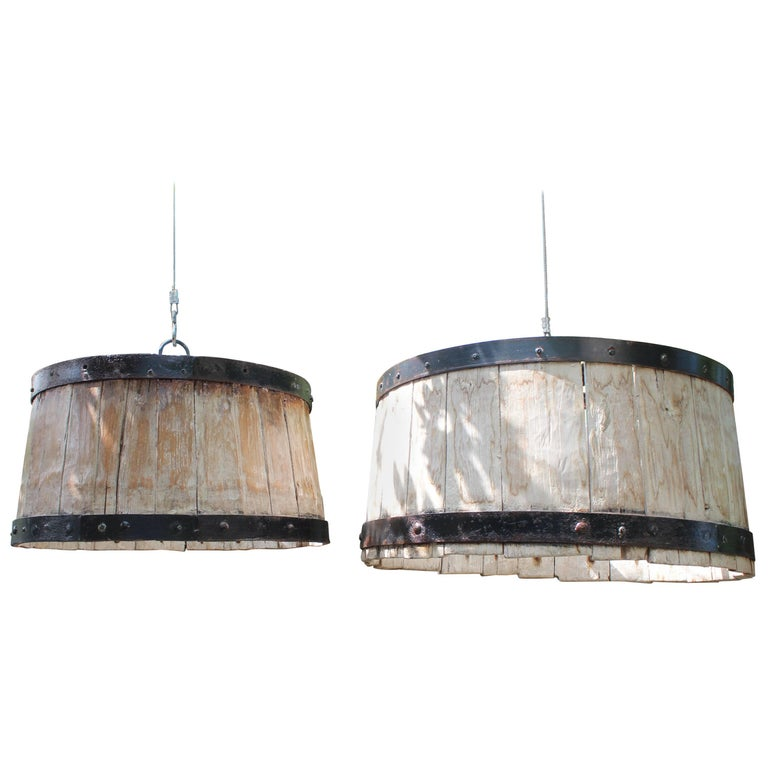 Vintage Wine Barrel Fixtures For Sale At 1stdibs