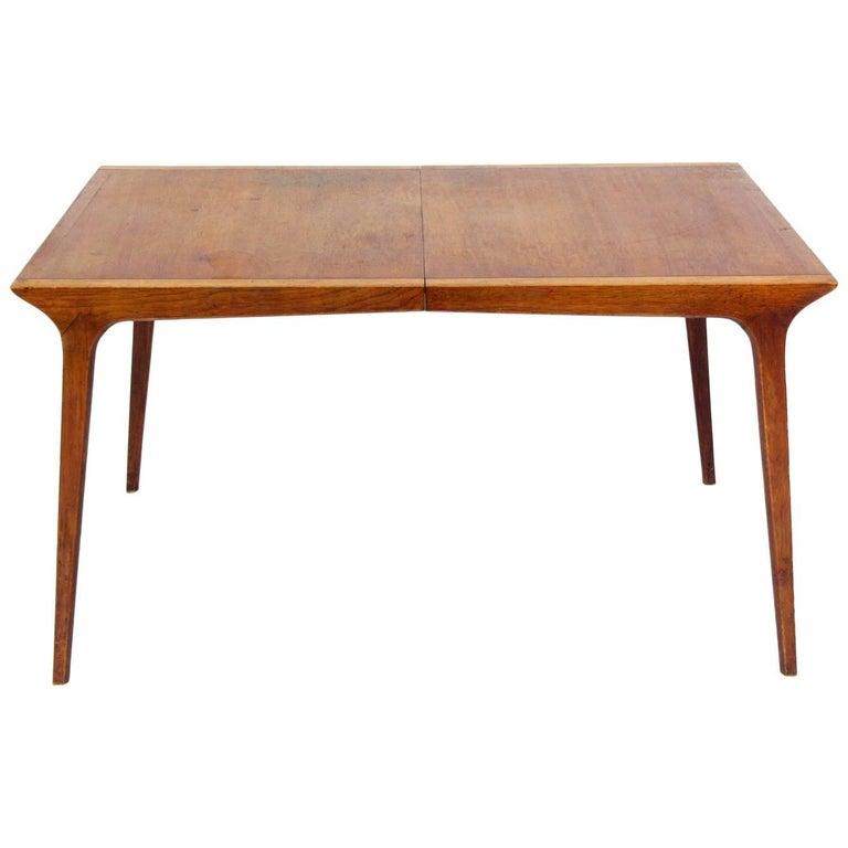Mid-Century Modern Dining Table by John Van Koert for Drexel