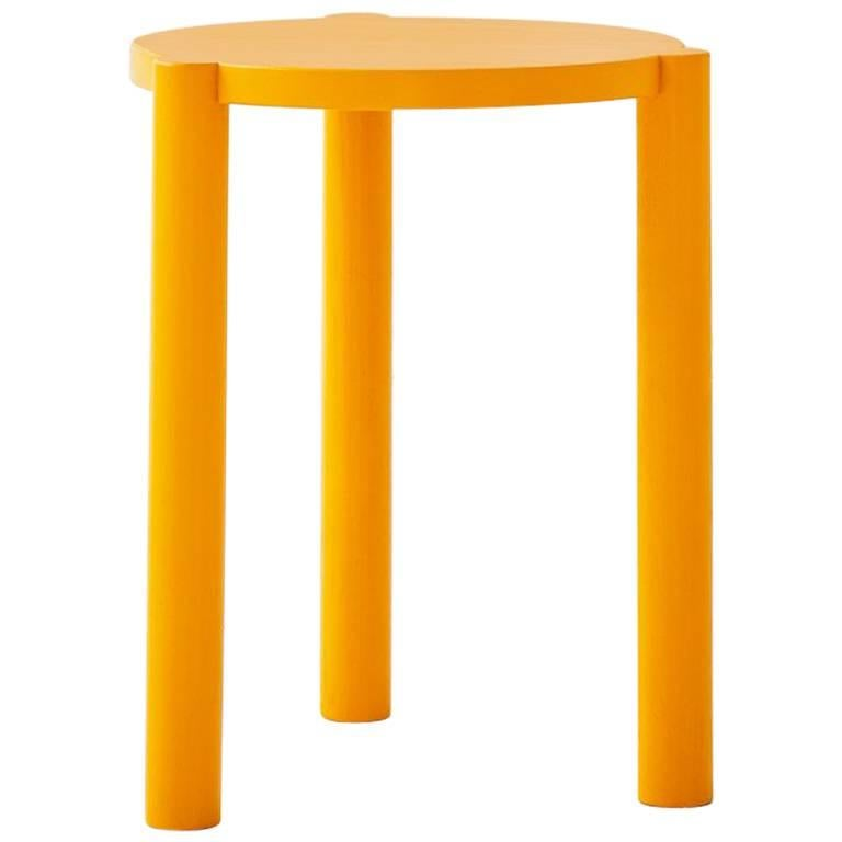 WC3 Stool by ASH NYC in Yellow 1