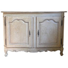Antique French Regence Style Buffet