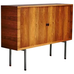 """Large and Rare """"President"""" Sideboard by Hans J. Wegner"""