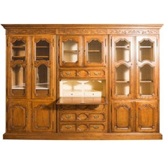 Baker Furniture Company Case Pieces and Storage Cabinets