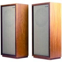 Tannoy Chatsworth Monitor Gold Speakers, Stunning Pair, Legendary Sound