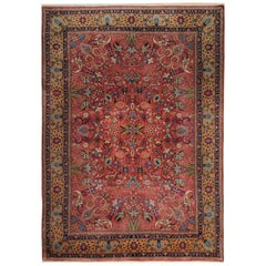 Antique Carpets, Persian Rugs from Tabriz