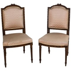 Pair of French Chairs, circa 1870