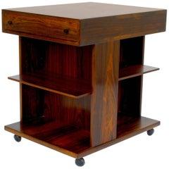 J. Ingvar Jensen Rosewood Cart / Table
