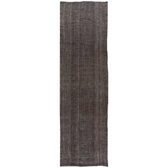 Antique Persian Tribal Flat-Weave Rug