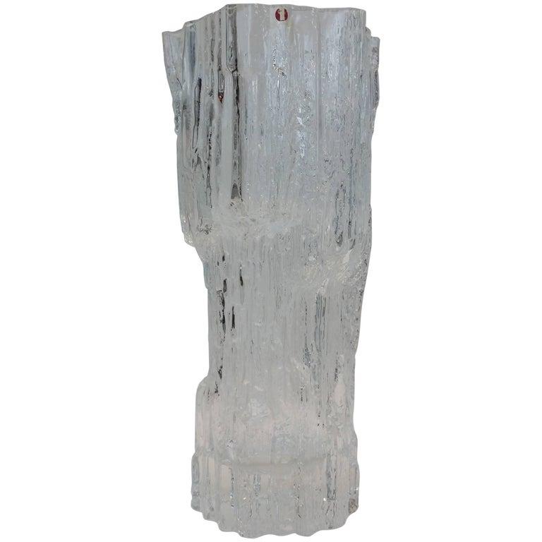 Tapio Wirkkala for Iittala Icicle Vase For Sale