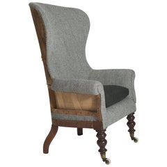 Oversized Armchair, circa 1900