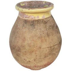 Large Biot Garden Urn or Oil Jar from France