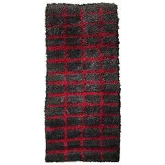 Mid 20th Century Moroccan Carpet