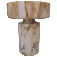 Angelo Mangiarotti Marble Vase