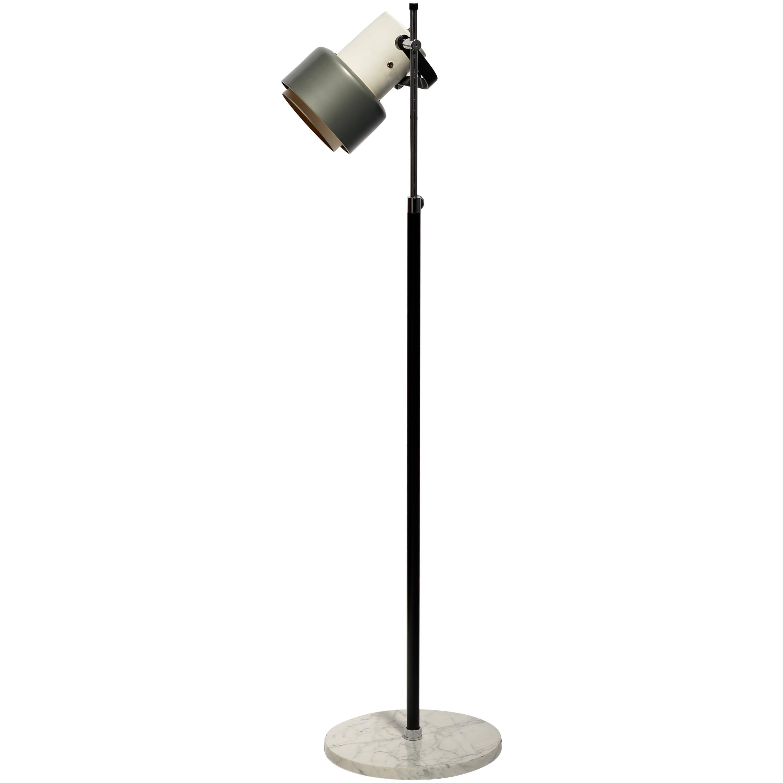 Italian Modern Adjustable Floor Lamp by Arredoluce