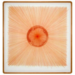 """Ed Ruscha """"Hot Air Being Blown"""" 1982, 18/20 Signed and Dated"""