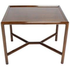 Dunbar Walnut Side Table