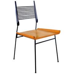 "Two-Tone ""Shovel Chair"" by Paul McCobb"