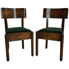 Pair of French Art Deco Chair