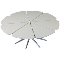 Petal Coffee Table, Vintage by Richard Schultz