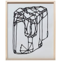 Contemporary Abstract Drawing, Eric von Robertson