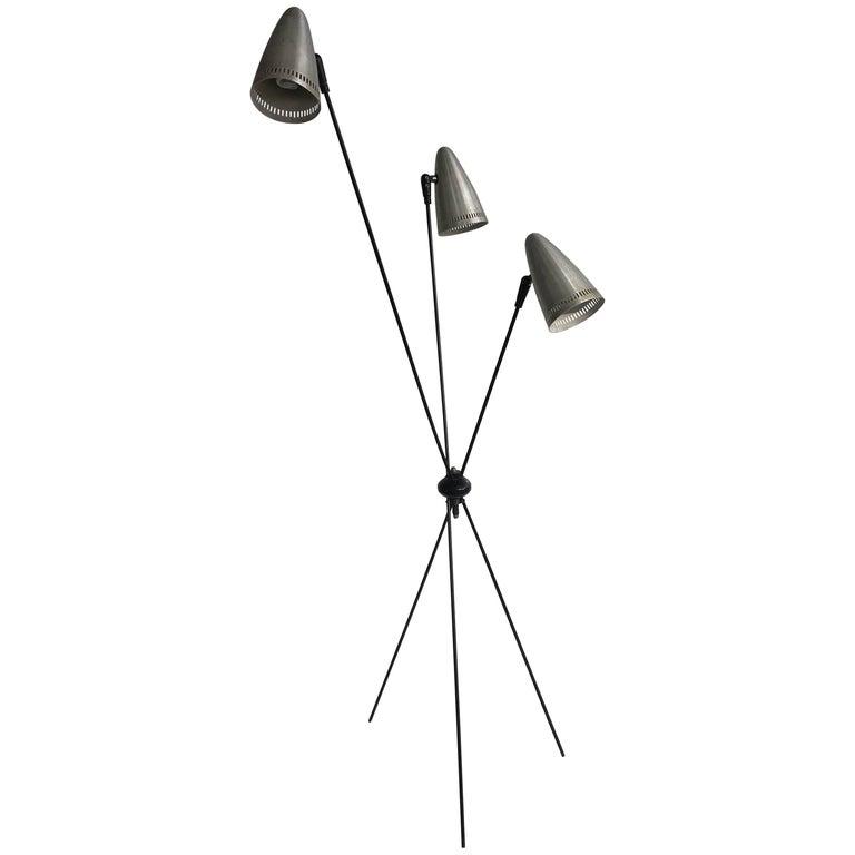 Rite Lite 1950s Australian Atomic Age Lamp For At 1stdibs