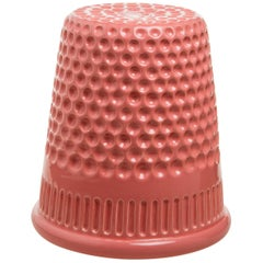 InDito Pink Vase by Vito Nesta, Made in Italy