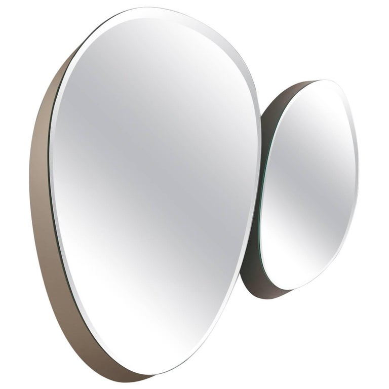 Gallotti and Radice Zeiss Wall Mirror in Three Sizes