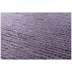 Solid Navy Mohair Runner