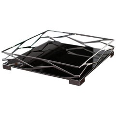 Trama Square Tray by Jaqueline Terpins
