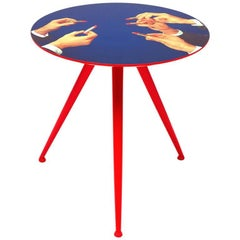 Big Lipstick Table by Cattelan and Ferrari
