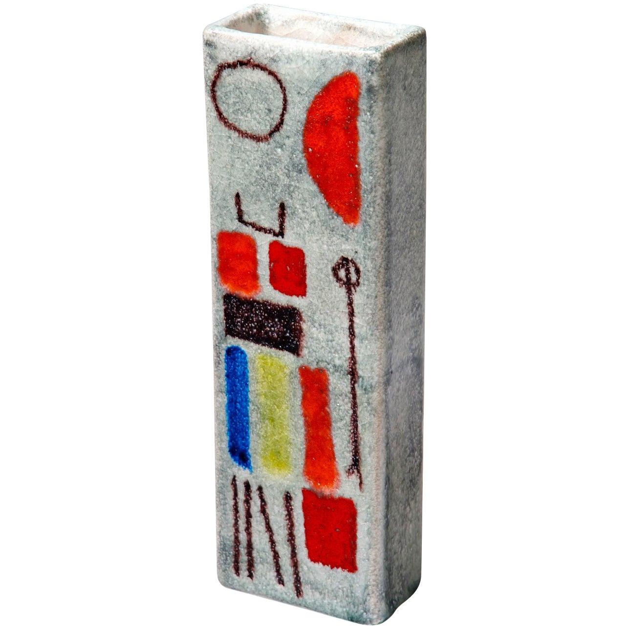 Vase by Guido Gambone