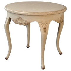 Swedish Rococo Style Centre Table
