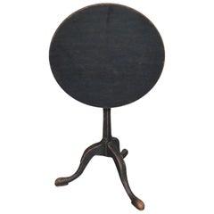 Small Swedish Tilt-Top Table